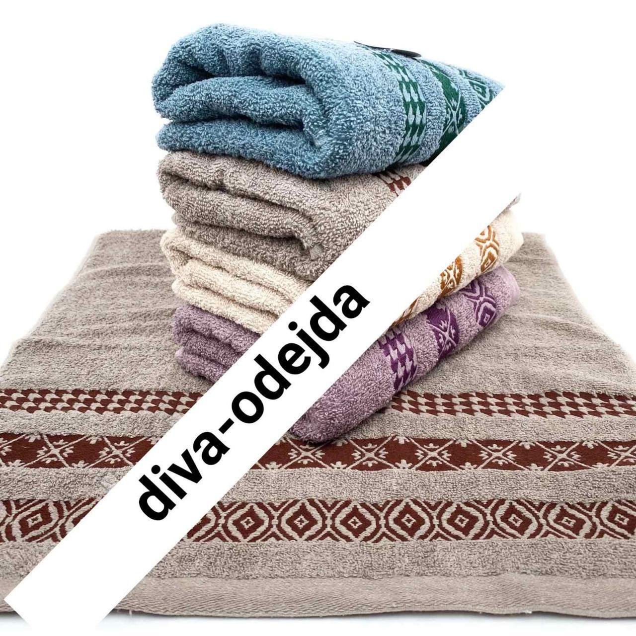 Лицевое полотенце для всей семьи.Размер:1,0 x 0,5