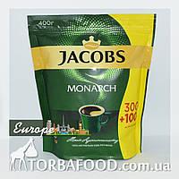 Кофе Якобс Монарх 400 грамм Европа, фото 1