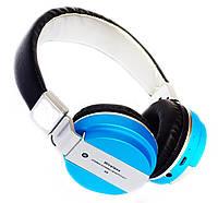 Наушники беспроводные Stereo Headphones 68 Bluetooth MP3 microSD