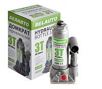 Домкрат гидравлический 3т 180/340мм Белавто DB03