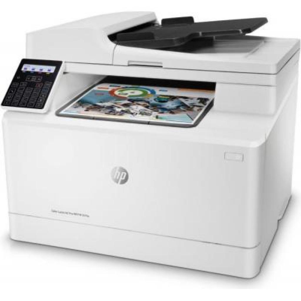 Многофункциональное устройство HP Color LJ Pro M181fw (T6B71A)
