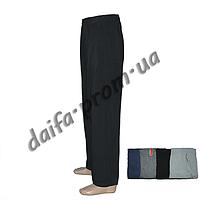 Мужские теплые трикотажные брюки с начесом 8838 оптом со склада в Одессе(7км.)