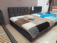 Кровать Денвер-2 серии Глейд без матраса с подъемным механизмом и ящиком для белья