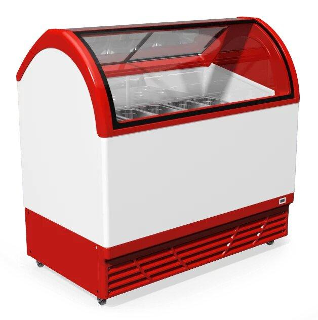 Морозильный ларь для мороженого M400Q Juka