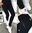 Лосины женские стильные утепленные размер S-XL, купить оптом со склада 7км Одесса, фото 2