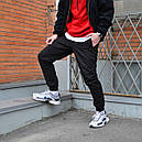 Зимние штаны карго на флисе мужские черные бренд ТУР модель Грут (Groot), фото 9