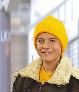 Вязаная шапка для детей
