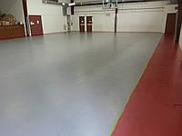 Полимерное покрытие для бетонного пола