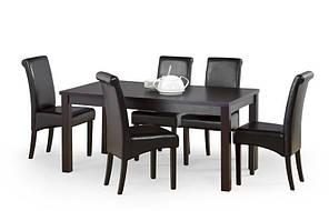 """Стол """"Ernest 2"""" от Halmar 160 * 90см (венге)"""