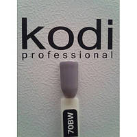 Гель-лак Kodi BLACK&WHITE  (BW) 70