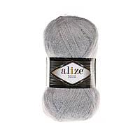 Пряжа Alize 3 seasons - 21 серый