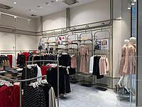 Производство торгового оборудования под заказ  для магазина одежды, бутика, шоу-рума, салона