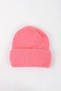 Теплая шапка с ангоры