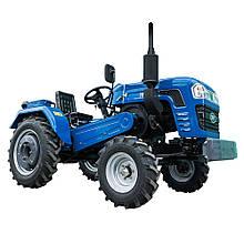 Трактор минитрактор дизельный DW 240В (24 л.с.)