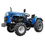 Трактор минитрактор дизельный DW 240В (24 л.с.), фото 2
