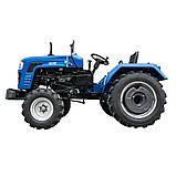 Трактор минитрактор дизельный DW 240В (24 л.с.), фото 3