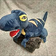 Детский плед игрушка Динозавр, фото 1