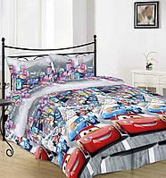 Комплект постельного белья для детей Вилена бязь голд  Маквин сити