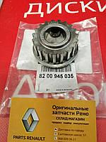 Шестерня коленвала Renault Sandero (Original 8200945035)