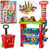 Детский игровой магазин с продуктами