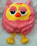 Детский плед игрушка Сова, фото 3