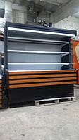 Горка холодильная в наличии и под заказ бу. регал холодильный б.у