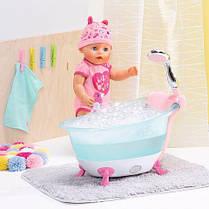 Автоматическая ванночка для куклы BABY BORN - ВЕСЕЛОЕ КУПАНИЕ свет звук Zapf 824610, фото 3