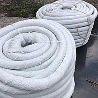 Комсомольск асбестовый шнур 14 10 6 8 7 30 25 мм ШАОН асбошнур огнеупорный термостойкий для изоляции
