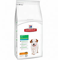 Сухой корм Hills Science Plan Canine Puppy Healthy Development Mini для собак мелких пород, с курицей, 7.5 кг