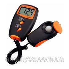 Прилади для вимірювання фізичних та хімічних показників виробничого і навколишнього середовища