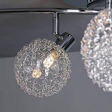 Светодиодная потолочная лампа Calla 4-ARMS LED, фото 3