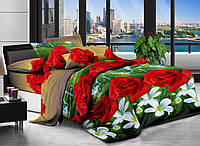 3D Двуспальное постельное белье Amika водопад