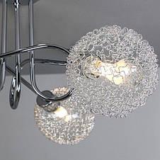 Светодиодная потолочная лампа Calla 3-ARM LED, фото 3