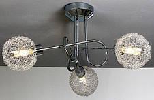 Светодиодная потолочная лампа Calla 3-ARM LED, фото 2