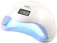 Лампа для гель лака для ногтей SUN5 48W UV LED White