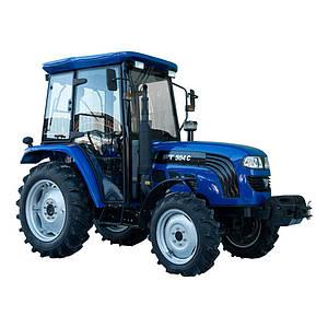 Трактор с кабиной дизельный Foton FT504C (50 л.с.)