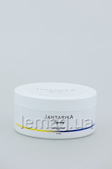 JantarikA (Янтарика) PROFESSIONAL Профессиональная cахарная паста SOFT - Мягкая, 400 г