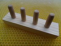 Шаблон для изготовления маточных мисочек