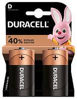 Батарейка Duracell D/ LR20 /MN1300 Alkaline БЛ1*2 шт.