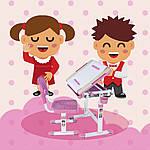 Что не учитывают родители при покупке рабочего стола для ребенка