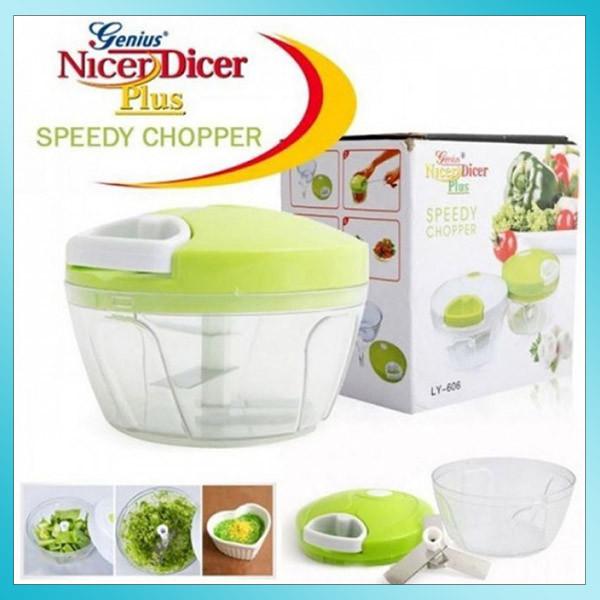 Универсальный измельчитель овощей Speedy Chopper чоппер