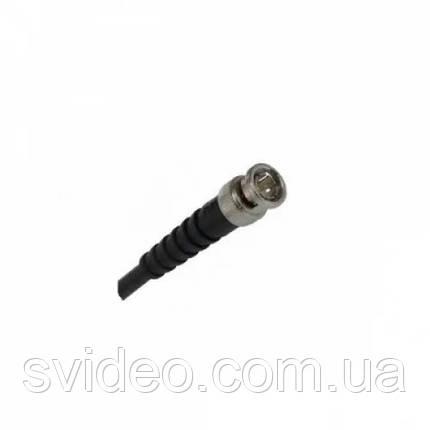 Разъем BNC-папа кабель (15см), фото 2