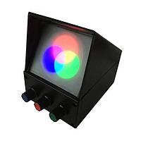 Оборудование для школ, кабинетов физики Fizika set 2.  Демонстрация оптических свойств света