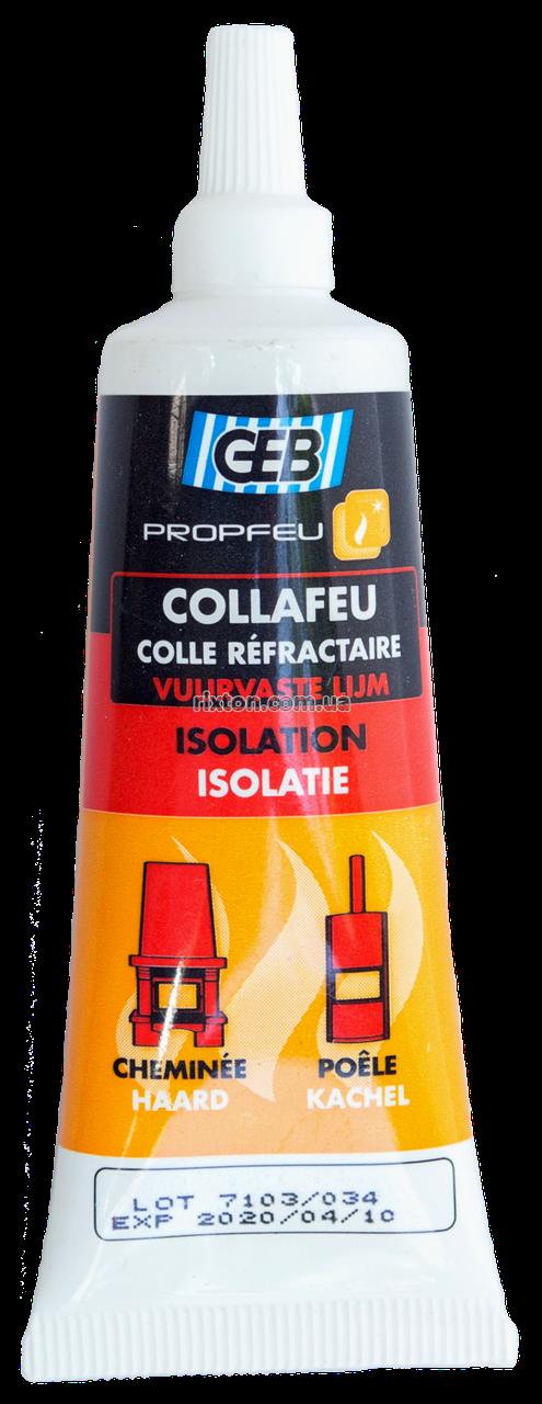 GEB Collafeu Клей огнеупорный 50 г
