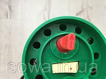 ✔️ Фен для зварювання пластика та паяння бамперів з насадками ( паяльник ) Euro Craft ECHG12, фото 3