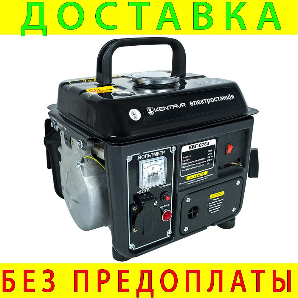 Генератор бензиновый Кентавр КБГ078а (2019)