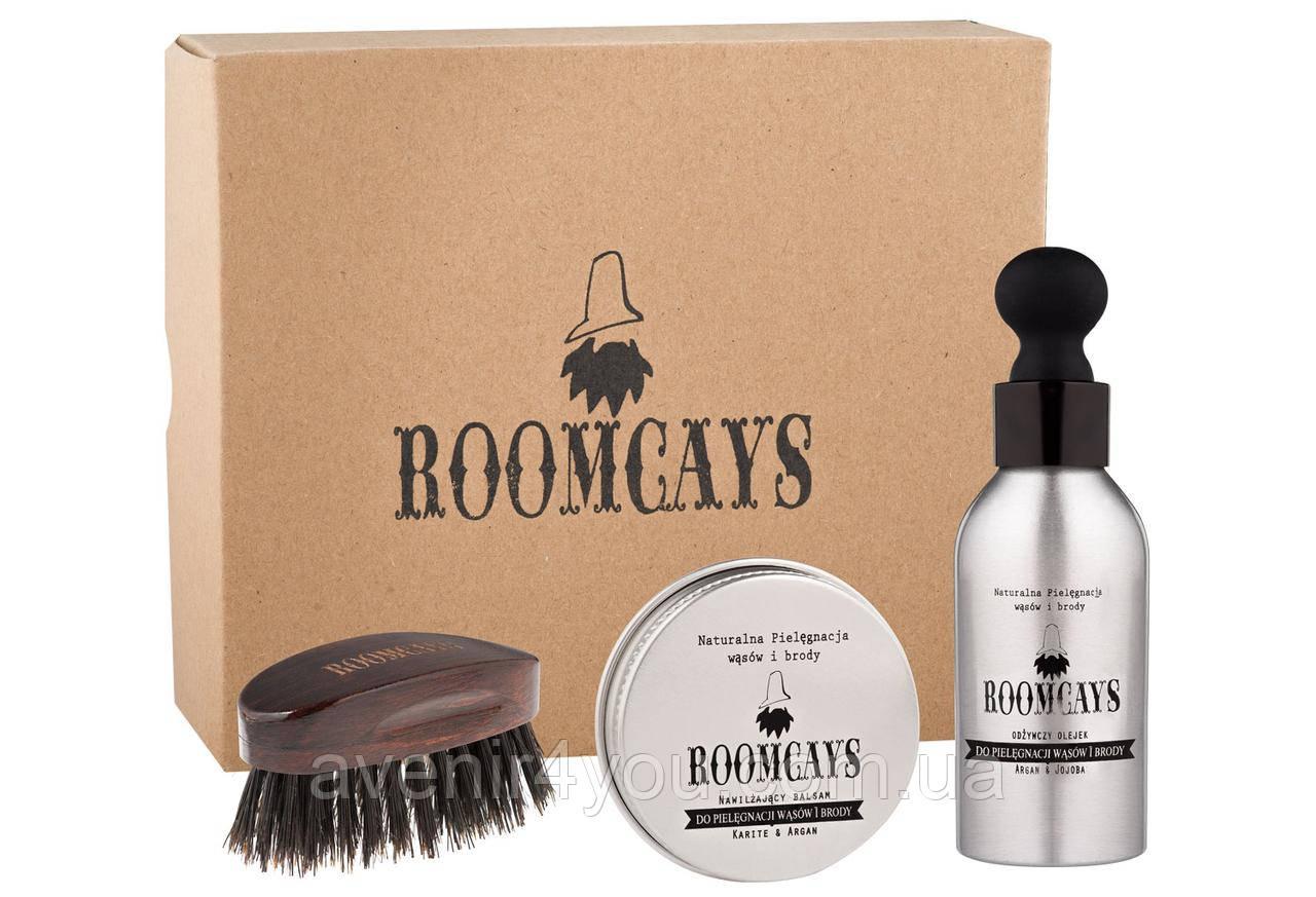 Roomcays Набір по догляду за бородою та вусами