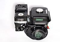 Двигун бензиновий GrunWelt GW170F-S NEW Євро 5 (шпонка, вал 20 мм, 7.0 л. с.), фото 1