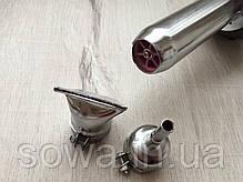 Фен для сварки и пайки с насадками Euro Craft ECHG12 ( 1200Вт, 600°C ), фото 3