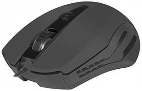 Мишка Defender MM-351 Чорний, фото 2